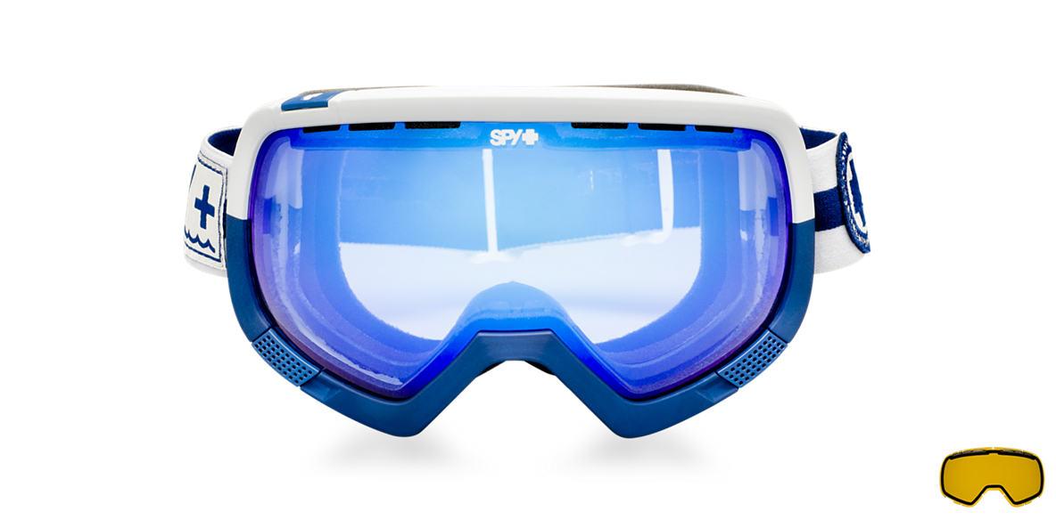 SPY GOGGLES Blue PLATOON + EERO NIEMELA Blue lenses mm