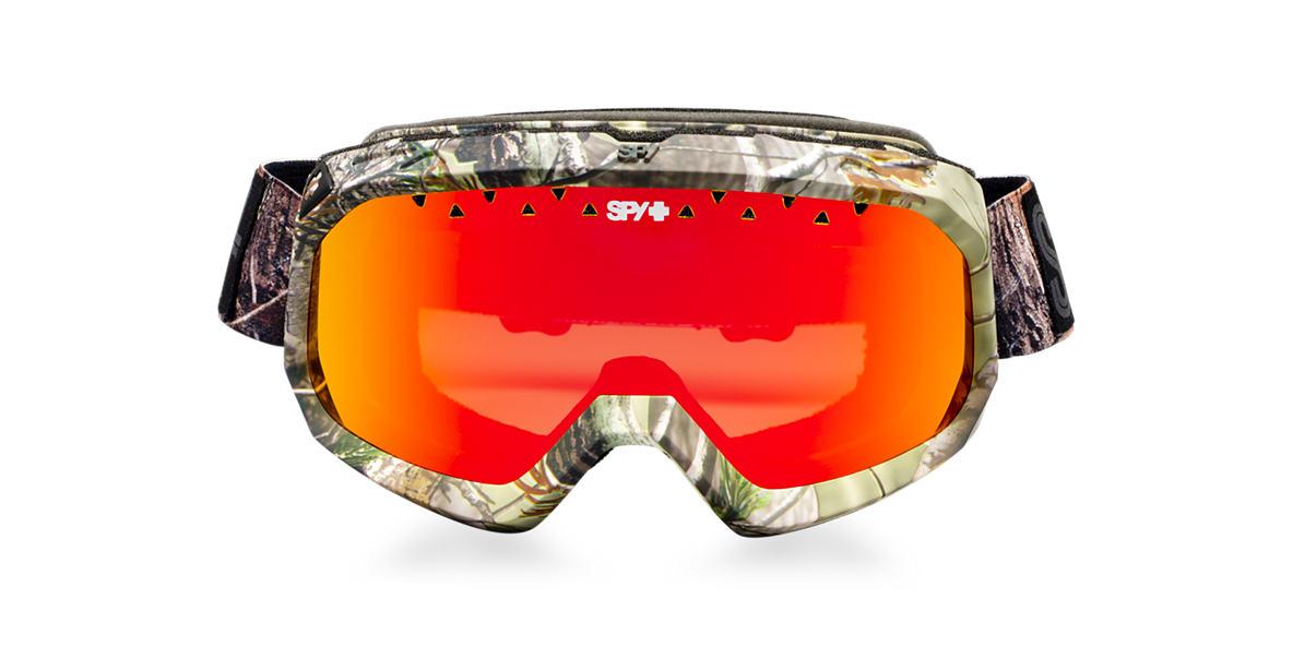 SPY GOGGLES Green TREVOR + REALTREE Bronze lenses mm