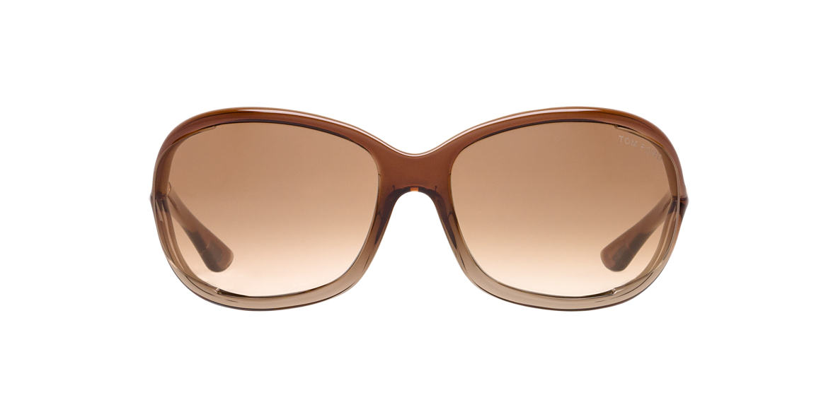 TOM FORD Bronze FT0008 JENNIFER Brown lenses 61mm
