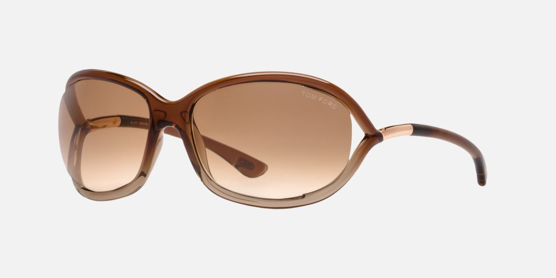 tom ford ft0008 jennifer 61 brown bronze sunglasses sunglass hut. Cars Review. Best American Auto & Cars Review