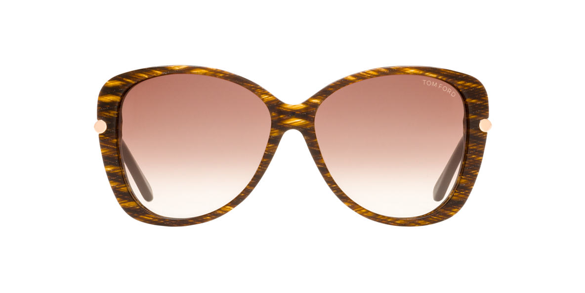 TOM FORD Brown FT0324 LINDA Brown lenses 59mm