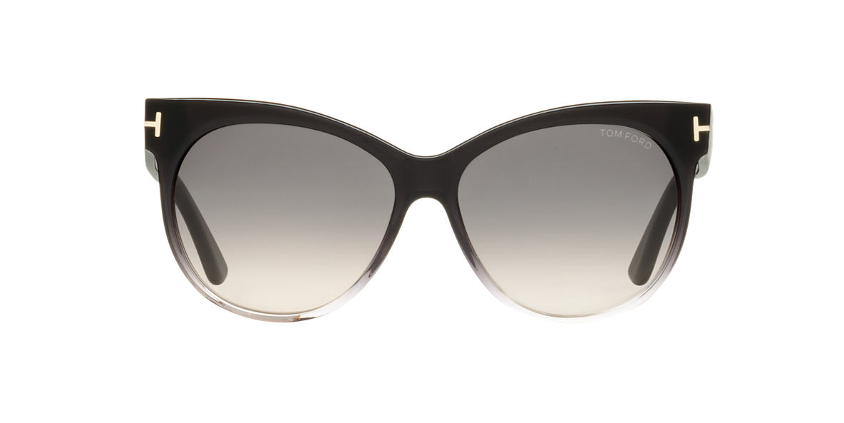 TOM FORD Grey FT0330 SASKIA Grey lenses 57mm