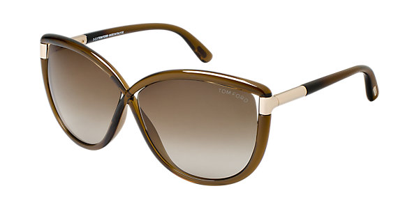 Image for FT0327 ABBEY from Sunglass Hut Online Store | Sunglasses for Men, Women & Kids