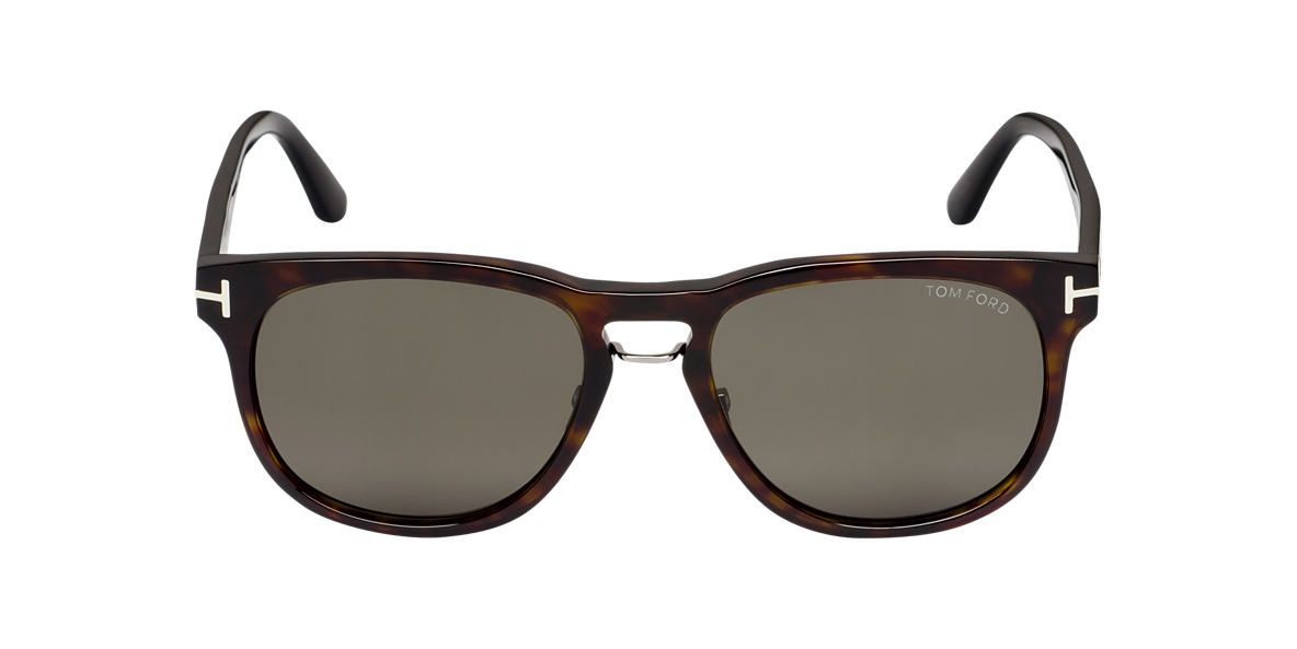 TOM FORD Brown FT0346 FRANKLIN Green lenses 55mm