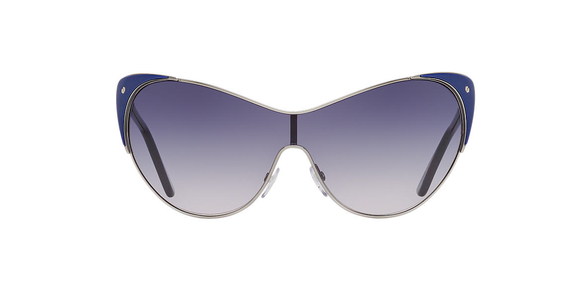TOM FORD Silver Shiny FT0364 50 Grey lenses 50mm