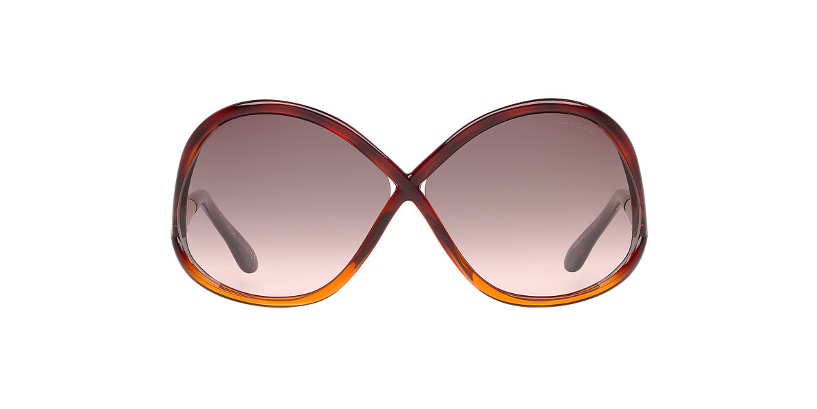 TOM FORD Brown FT0372 64 Brown lenses 64mm