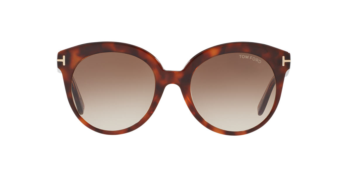 TOM FORD Brown FT0429 MONICA 54 Brown lenses 54mm