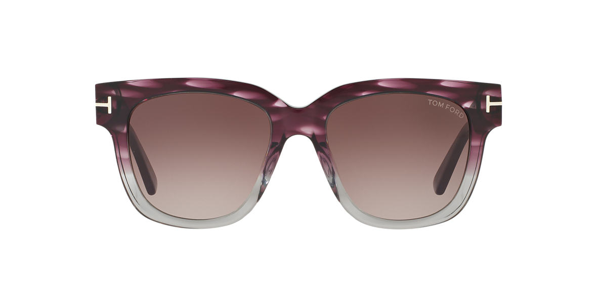 TOM FORD Multicolor FT0436 TRACY 53 Purple lenses 53mm