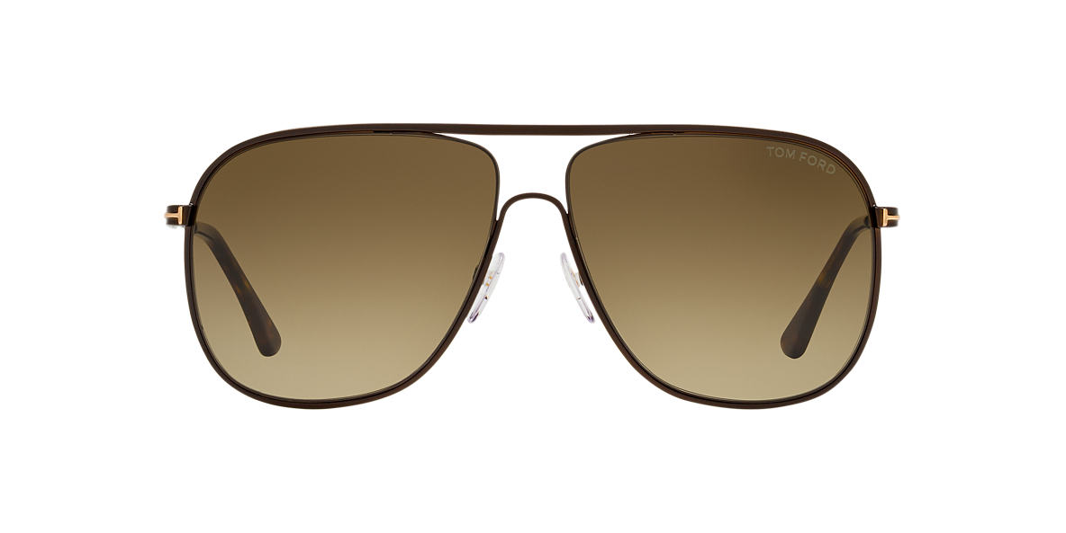 TOM FORD Brown FT0451 DOMINIC 60 Brown lenses 60mm