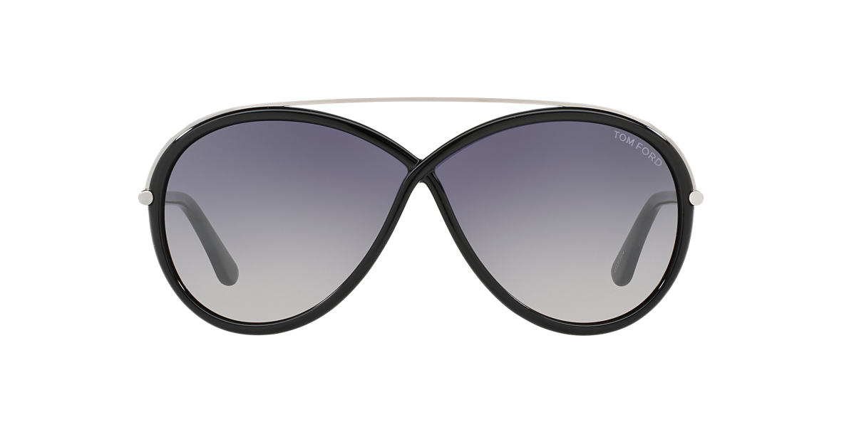 TOM FORD Black FT0454 TAMARA 64 Grey lenses 64mm