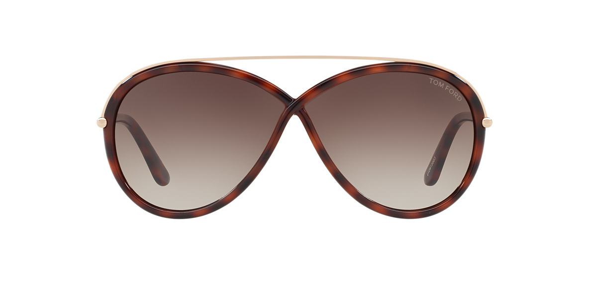 TOM FORD Brown FT0454 TAMARA 64 Brown lenses 64mm