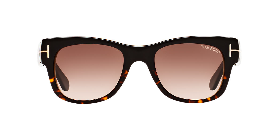 TOM FORD Multicolor FT0058 CARY Brown lenses 52mm