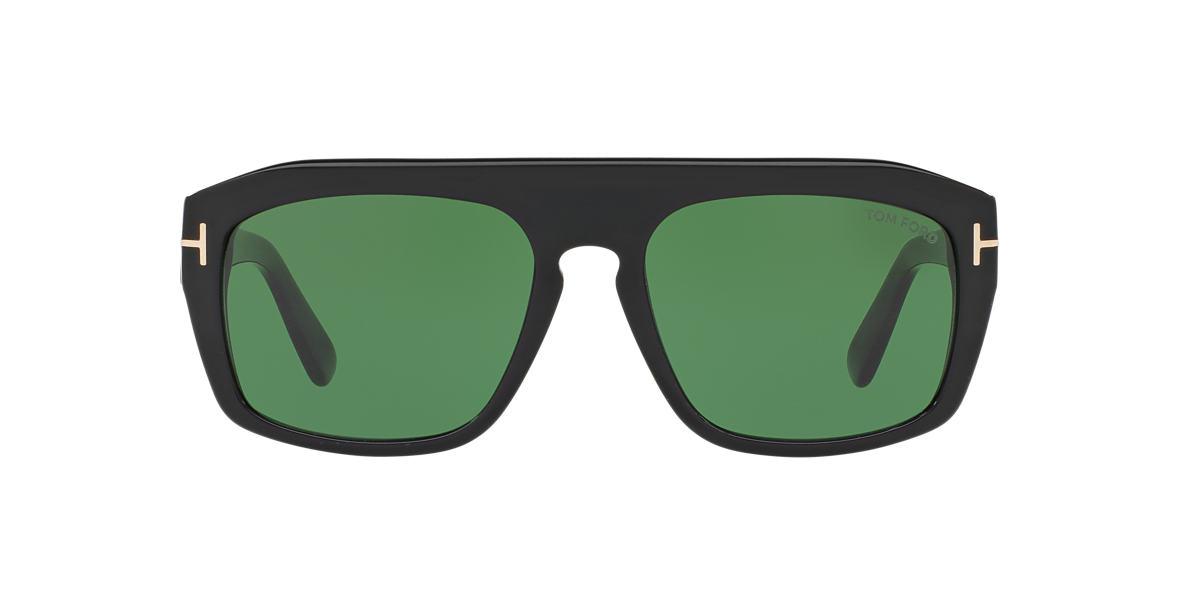 TOM FORD Black FT0470 CONRAD 58 Green lenses 58mm