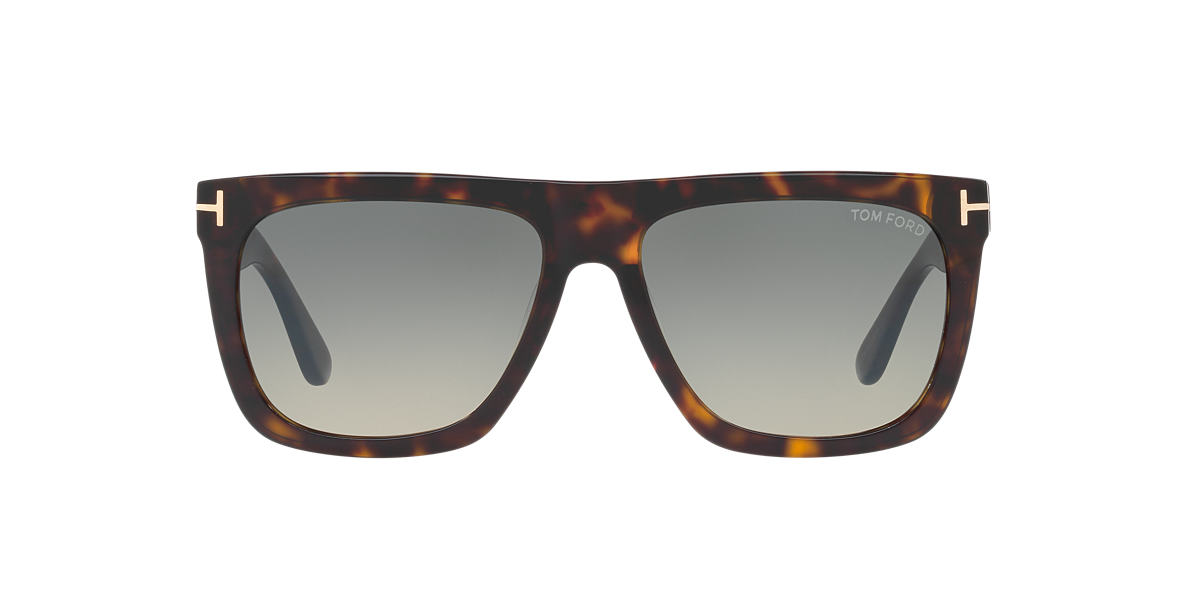 TOM FORD Tortoise FT0513 MORGAN 57 Blue lenses 57mm