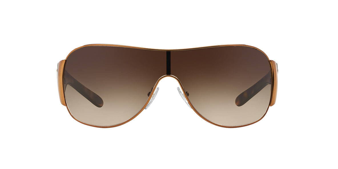 PRADA Tortoise PR 57LS Brown lenses 32mm