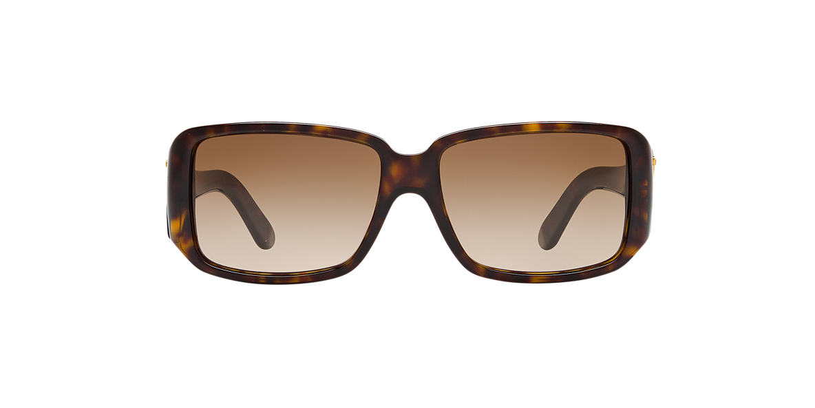 PRADA Tortoise PR 16LS Brown lenses 57mm