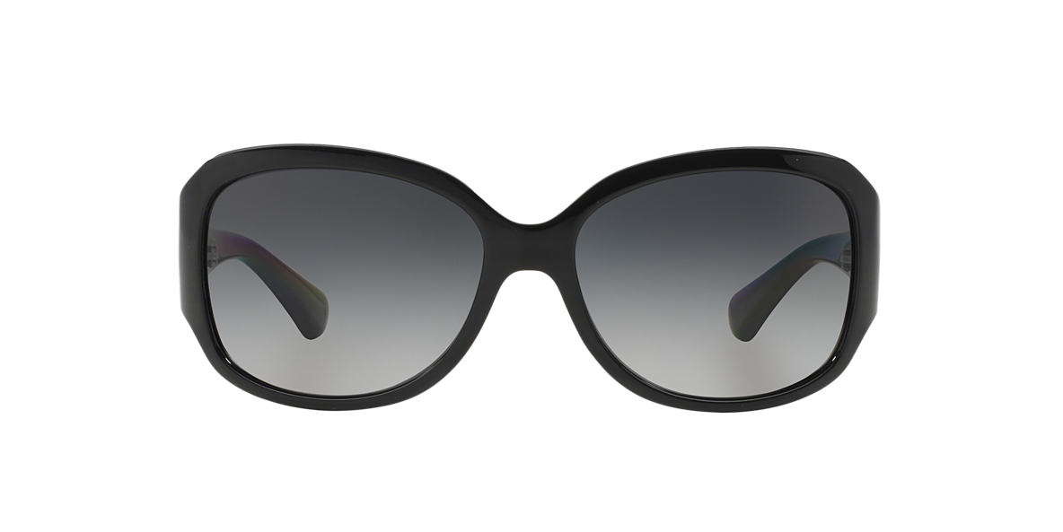 DOLCE and GABBANA Black DD8065 Grey polarized lenses 59mm