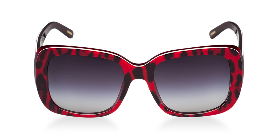 DOLCE and GABBANA Red DG4101 Grey lenses 54mm
