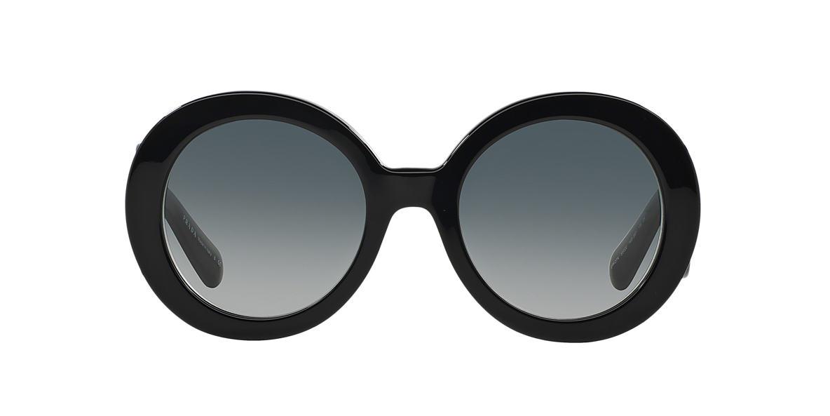 PRADA Black PR27NS Grey lenses 55mm
