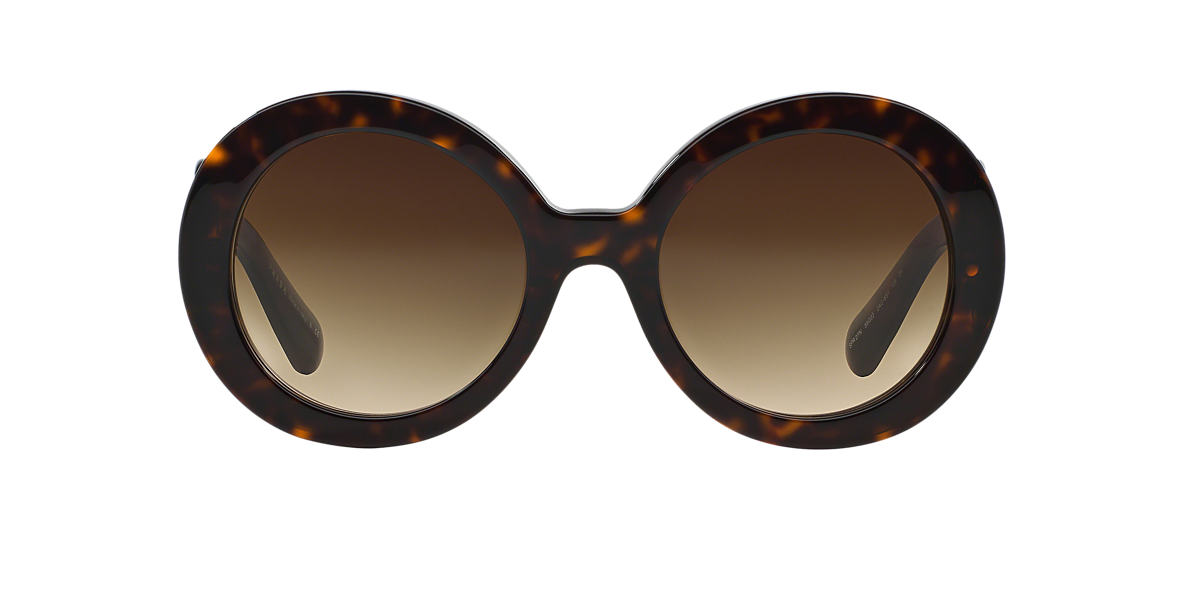 PRADA Brown PR27NS Brown lenses 55mm