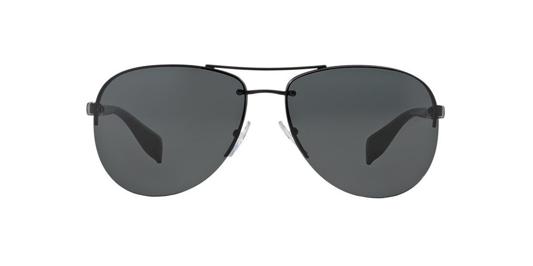 2c1346e6d5da9 Óculos de Sol Prada Linea Rossa PS 56MS
