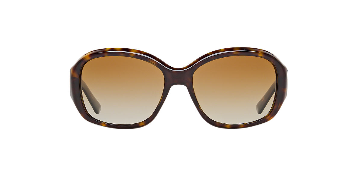 PRADA Brown PR 31NS Brown polarized lenses 58mm