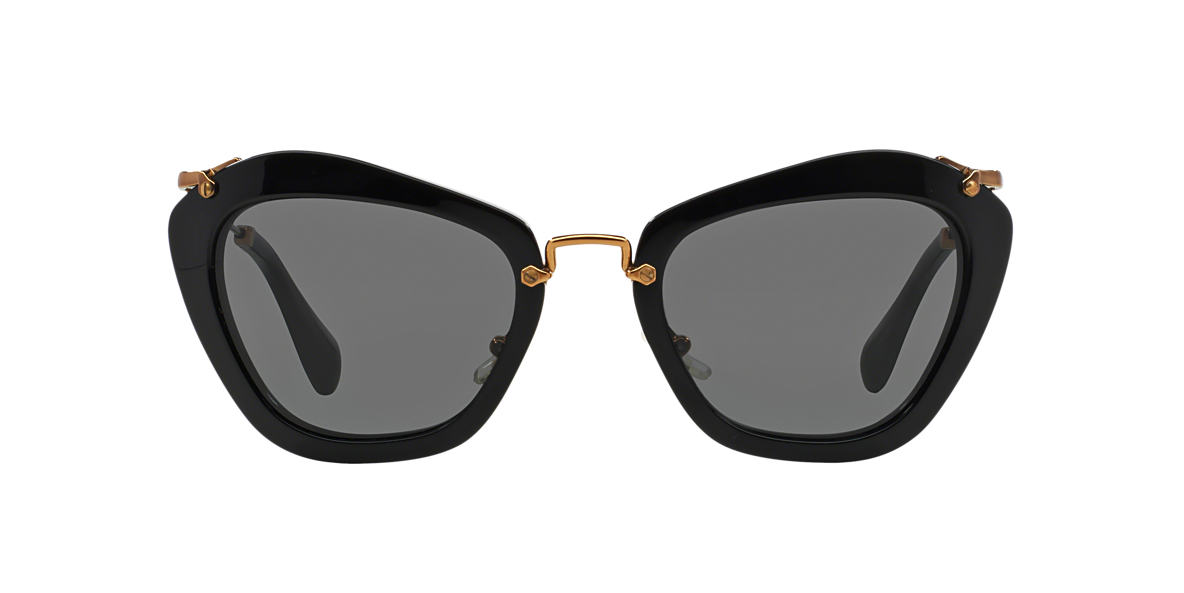 Miu Miu Black Eyeglasses