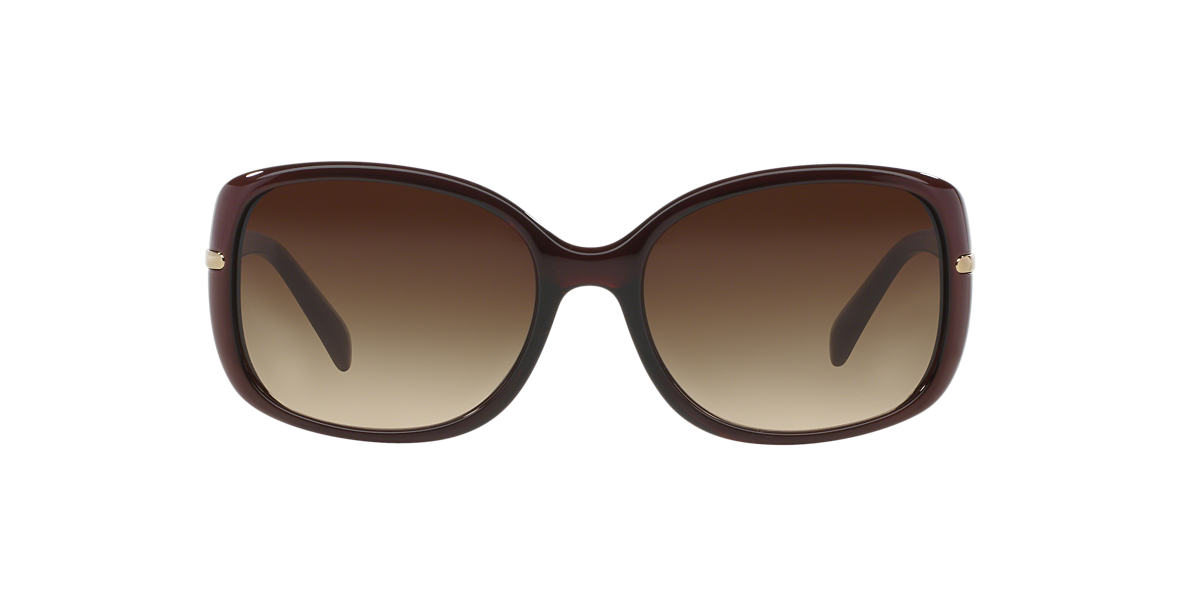 PRADA  PR 08OS Brown lenses 57mm