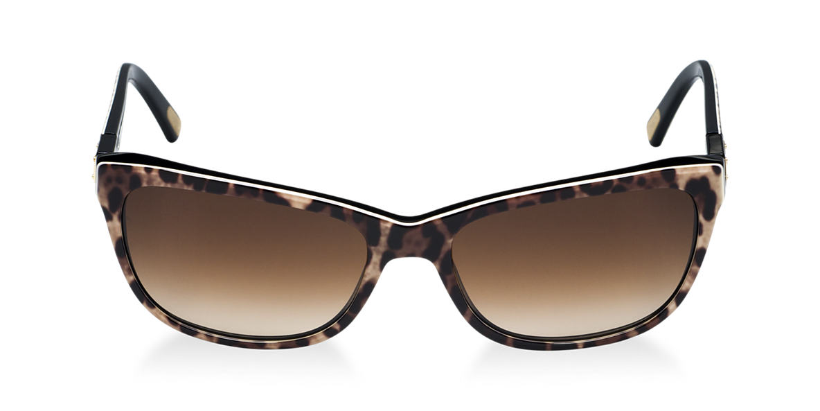 DOLCE and GABBANA Brown DG4123 Brown lenses 57mm