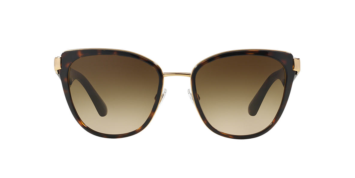 DOLCE and GABBANA Brown DG2107 Brown lenses 57mm