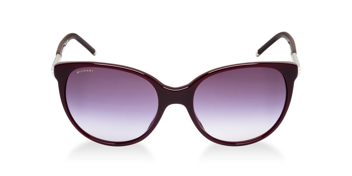 BVLGARI Pink/Purple BV8101B Purple lenses 56mm
