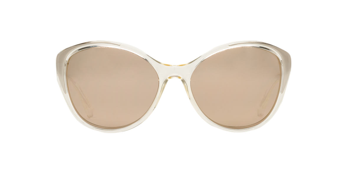 DOLCE and GABBANA Clear DG6075K Silver lenses 58mm