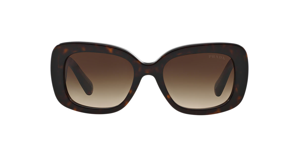 PRADA Tortoise PR 27OS Brown lenses 54mm