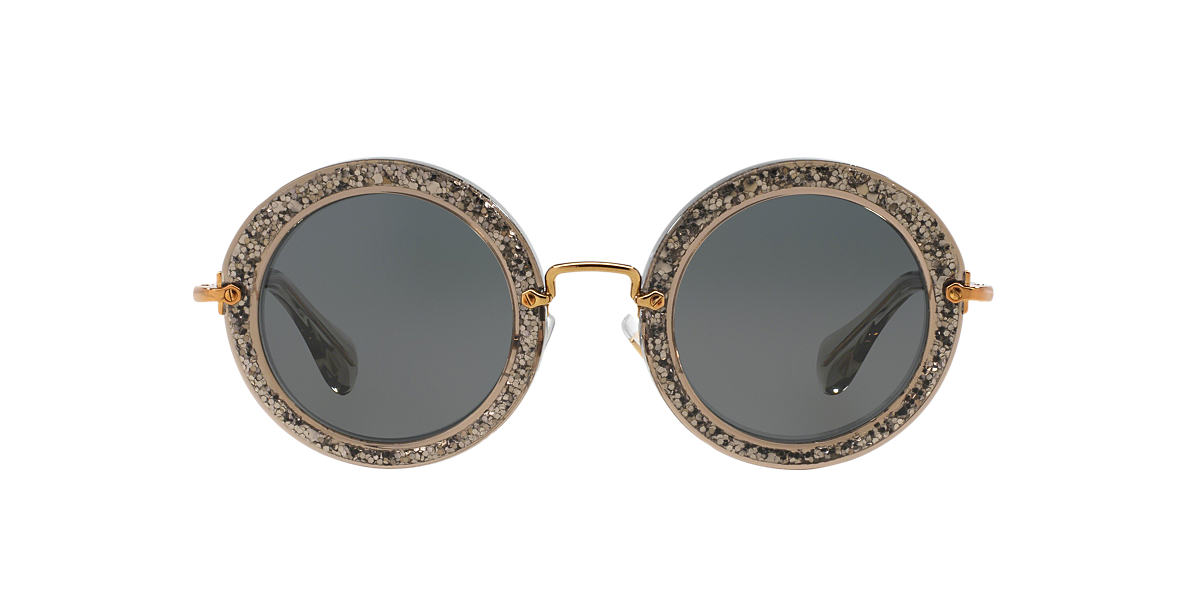 MIU MIU Grey MU 13NS Grey lenses 49mm