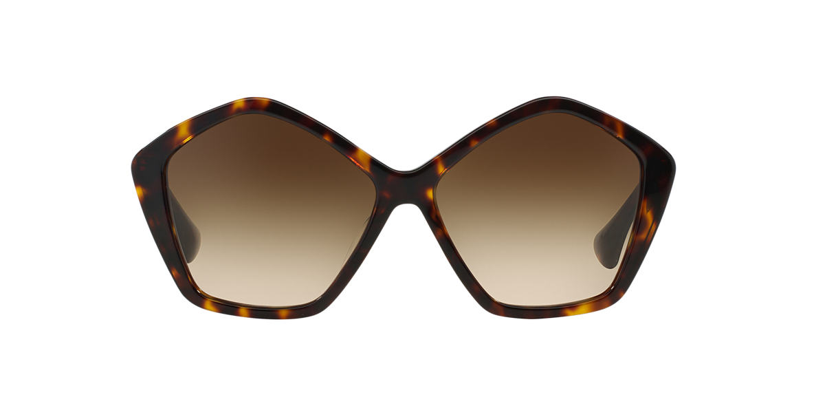MIU MIU Brown MU 11NS Brown lenses 57mm
