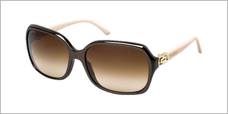 303a01275d8 BVLGARI Sunglasses BV 8106B 897 13 Cocoa 59mm