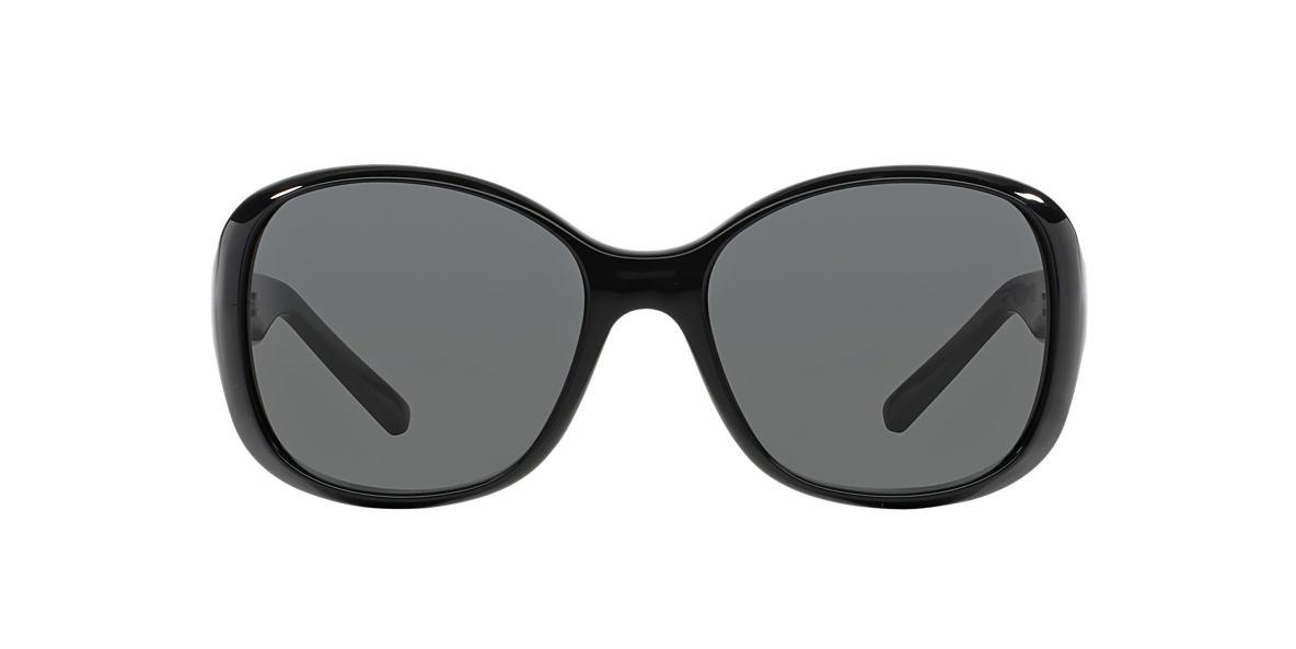 DKNY (SUN) Black DY4102 Grey lenses 57mm
