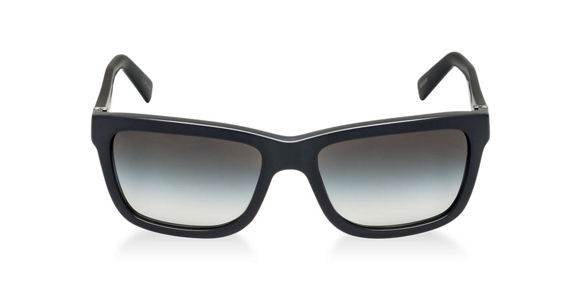 DOLCE and GABBANA Black Matte DG4161 Grey lenses 57mm