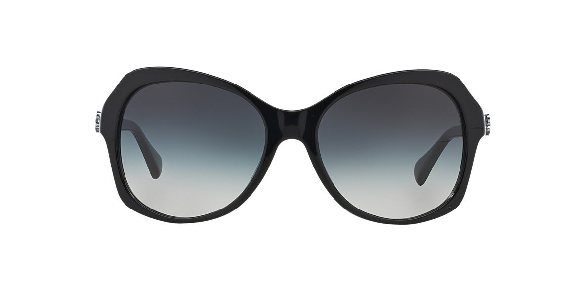 DOLCE and GABBANA Black DG4163P Grey lenses 57mm