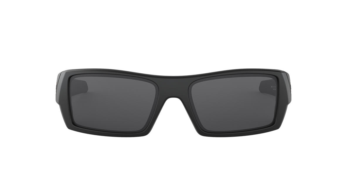 OAKLEY Black Matte OO9014 GASCAN Grey lenses 60mm