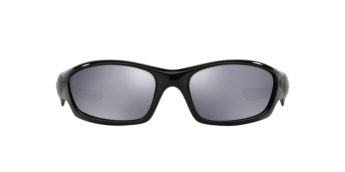 OAKLEY Black OO9039 STRAIGHT JACKET Black lenses 61mm