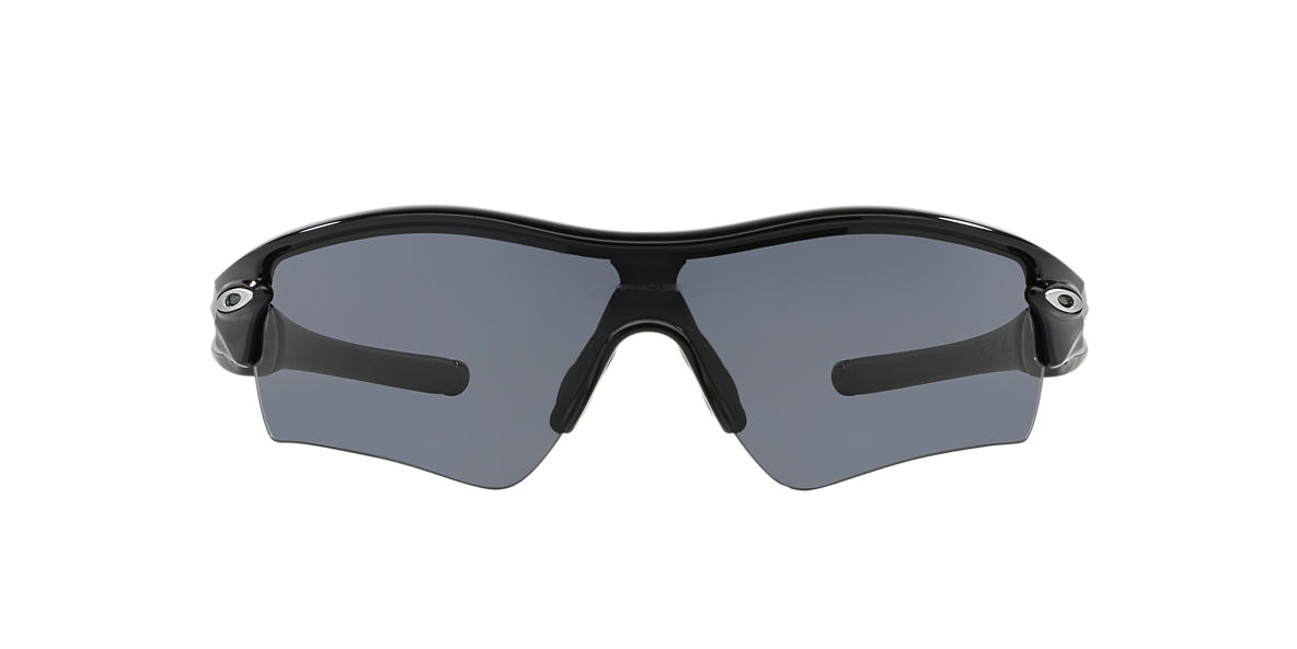 OAKLEY Black OO9051 RADAR PATH Grey lenses 33mm