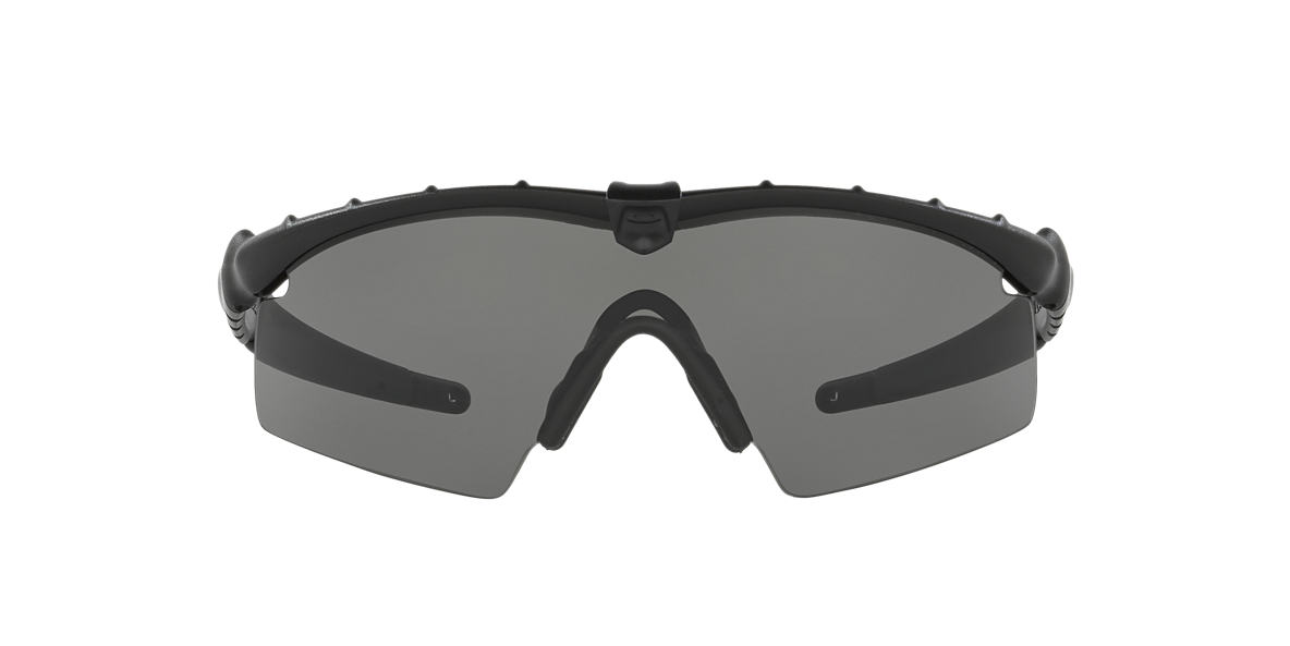 OAKLEY Black OO9046 30 M FRAME 2.0 STRIKE #2 Grey lenses 30mm