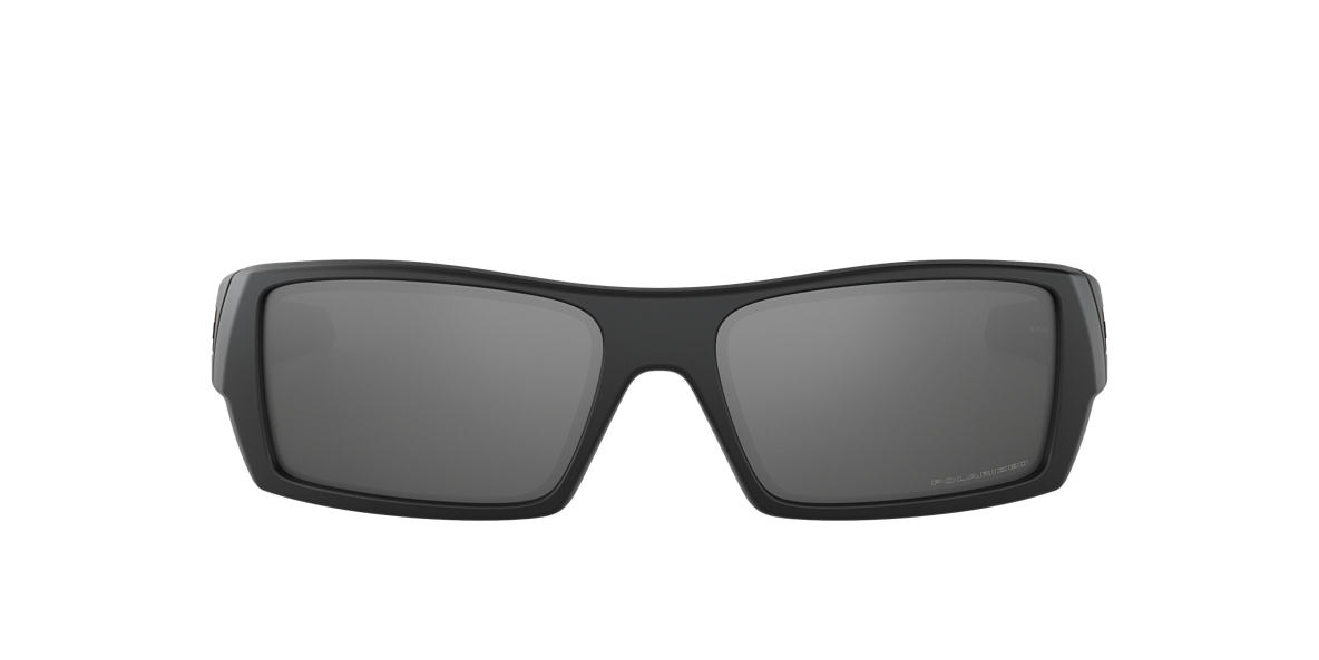 oakley gascan polarized on sale  oakley black matte oo9014 gascan black polarized lenses 60mm