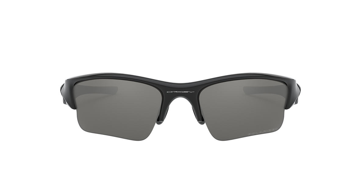 Oakley Flak Jacket Xlj 63 Black Amp Black Polarized