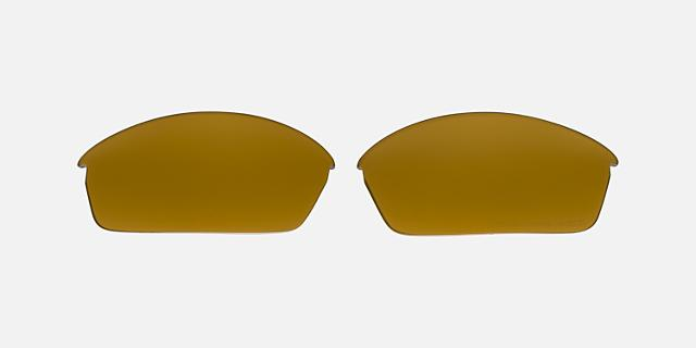 FLAK JACKET LENS BRONZE POLAR $80.00