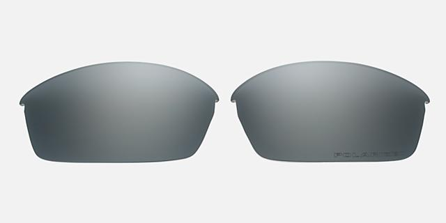 FLAK JACKET LENS BLACK IRIDIUM POLAR $90.00
