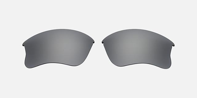 FLAK JACKET XLJ LENS BLACK IRIDIUM $60.00