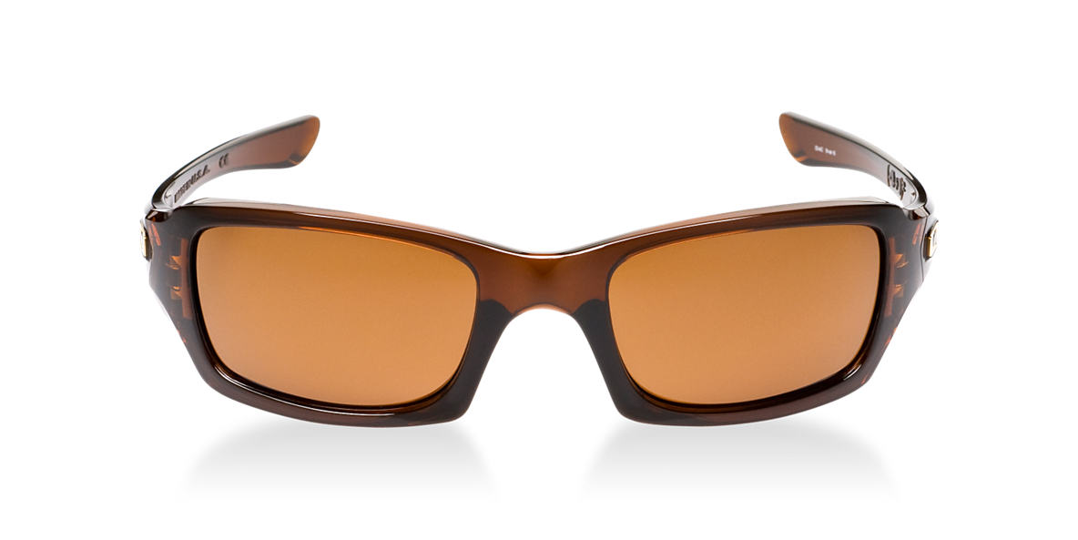 OAKLEY Brown OO9079 FIVES SQUARED Bronze lenses 54mm