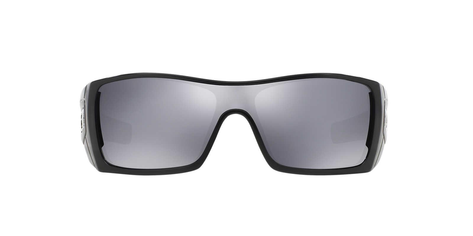 cheap mens oakley sunglasses stl7  OAKLEY Black OO9101 BATWOLF Black lenses 27mm